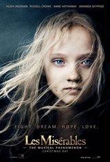 Les Misérables: The IMAX Experience Movie Poster