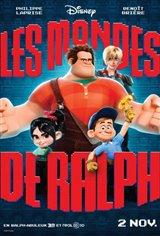Les mondes de Ralph Affiche de film