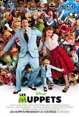Les Muppets Movie Poster