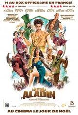 Les nouvelles aventures d'Aladin Affiche de film