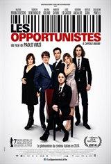 Les opportunistes Affiche de film