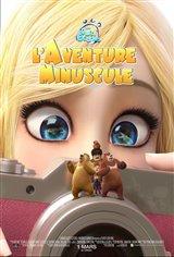 Les ours Boonie : L'aventure minuscule Affiche de film