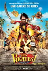 Les pirates ! Bande de nuls Movie Poster