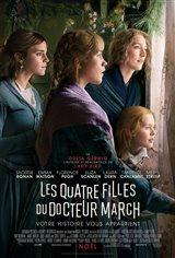 Les quatre filles du Docteur March Affiche de film