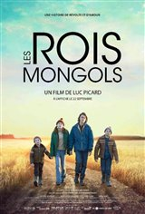Les rois mongols Affiche de film