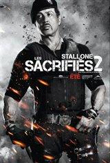 Les sacrifiés 2 Movie Poster