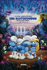 Les Schtroumpfs : Le village perdu Movie Poster
