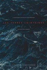 Les terres lointaines Affiche de film
