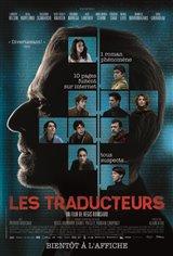 Les traducteurs Affiche de film