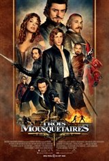 Les trois mousquetaires Movie Poster