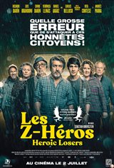 Les Z-Héros (v.o.s-.t.f.) Movie Poster