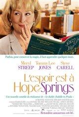 L'espoir est à Hope Springs Movie Poster