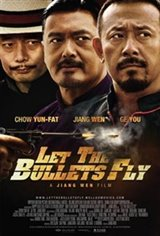 Let the Bullets Fly Movie Poster