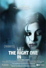 Let the Right One In Movie Poster Movie Poster