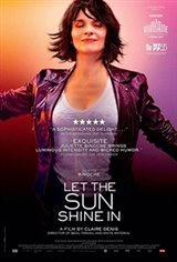 Let the Sunshine In Large Poster