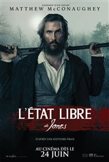 L'état libre de Jones Affiche de film