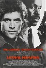 Lethal Weapon Affiche de film