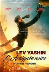 Lev Yashin: L'araignée noire Affiche de film