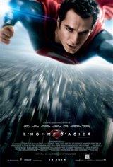 L'homme d'acier Movie Poster