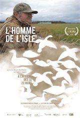 L'homme de l'Isle (v.o.f.) Affiche de film
