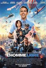 L'homme libre Movie Poster
