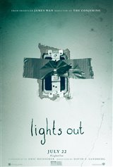 Lights Out Affiche de film