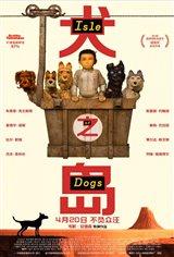 L'île aux chiens (v.o.a.s.-.t.f.) Affiche de film