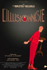 L'illusioniste Movie Poster