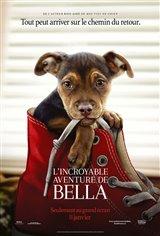 L'incroyable aventure de Bella Affiche de film