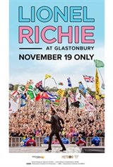 Lionel Richie at Glastonbury Affiche de film
