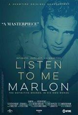 Listen to Me Marlon Movie Poster