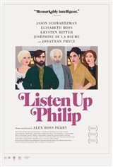 Listen Up Philip Movie Poster
