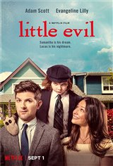 Little Evil (Netflix) Affiche de film