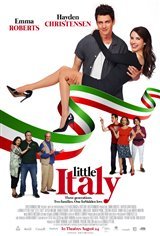 Little Italy Affiche de film