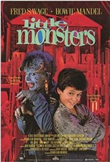 Little Monsters (1989) Movie Poster