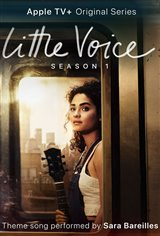Little Voice (Apple TV+) Movie Poster
