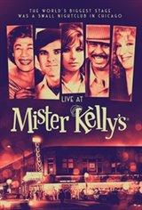 Live at Mister Kelly's Affiche de film