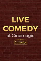 LIVE Comedy Night! Affiche de film