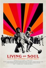 Living On Soul Large Poster