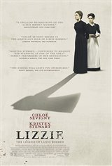 Lizzie (v.o.a.) Affiche de film