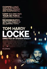 Locke Movie Poster Movie Poster