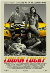 Logan Lucky Affiche de film
