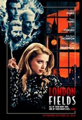 London Fields Movie Poster
