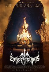 Lords of Chaos Movie Poster Movie Poster