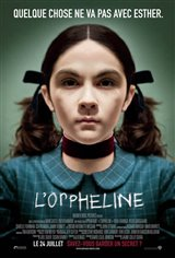 L'Orpheline Movie Poster