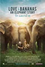 Love & Bananas: An Elephant Story Movie Poster