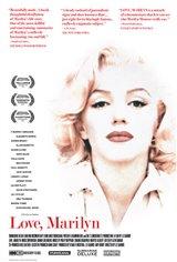 Love, Marilyn Movie Poster