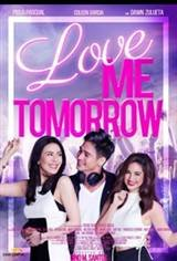Love Me Tomorrow Movie Poster