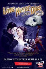 Love Never Dies Movie Poster Movie Poster