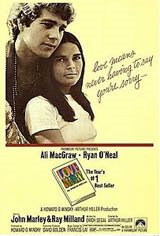 Love Story - Classic Film Series Movie Poster